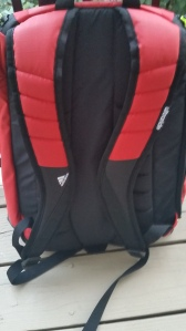 Red Adidas 1