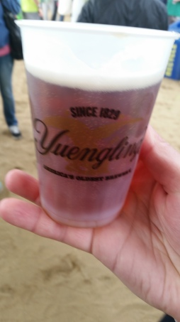 Post Race Yuengling